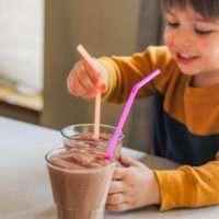 Chocolate milkshake recipe for kids