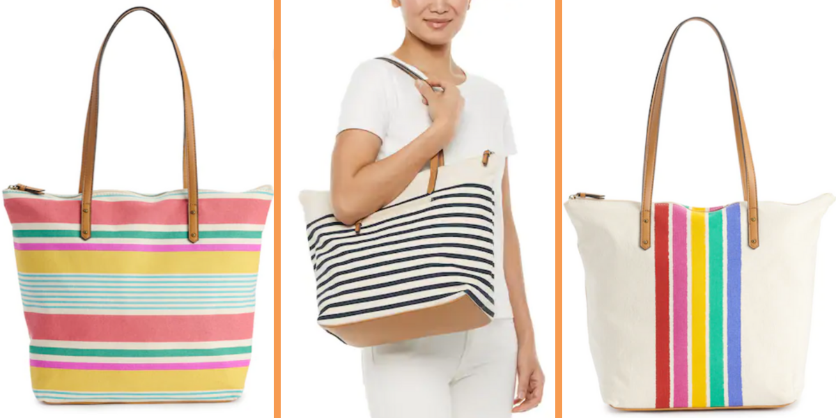 Mom Essentials Tote Bag