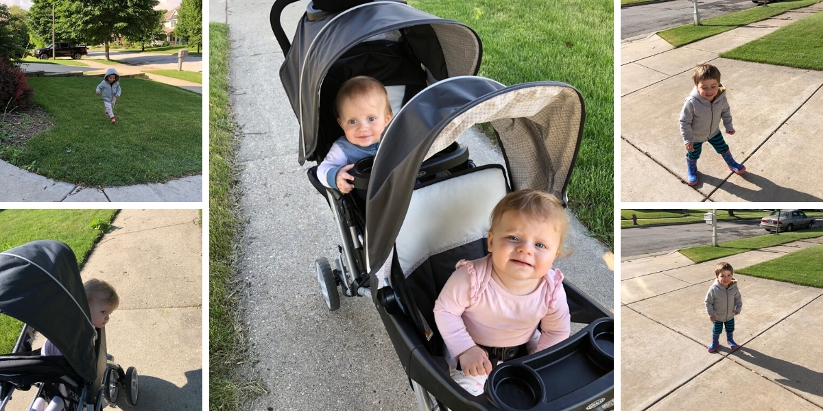 Walks with the Twins