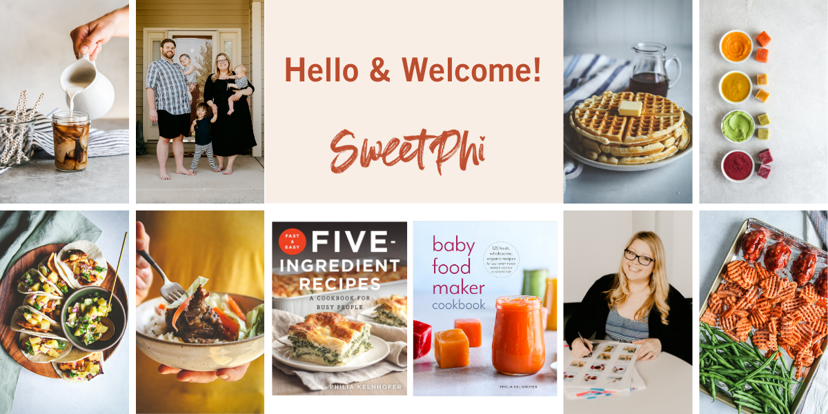 Hello and Welcome to the SweetPhi blog