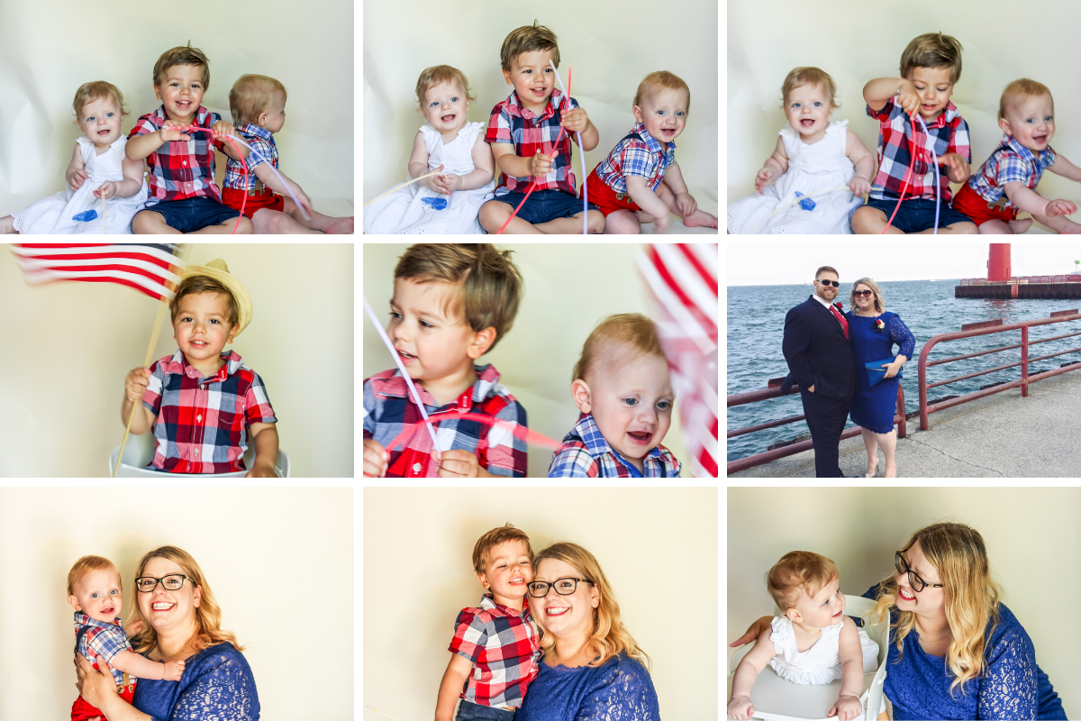 4th of July Photo Shoot