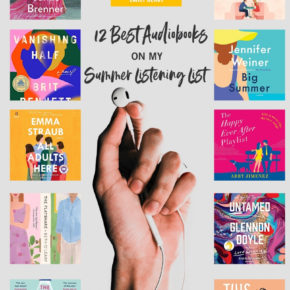 2020 Summer Audible Book Listening List