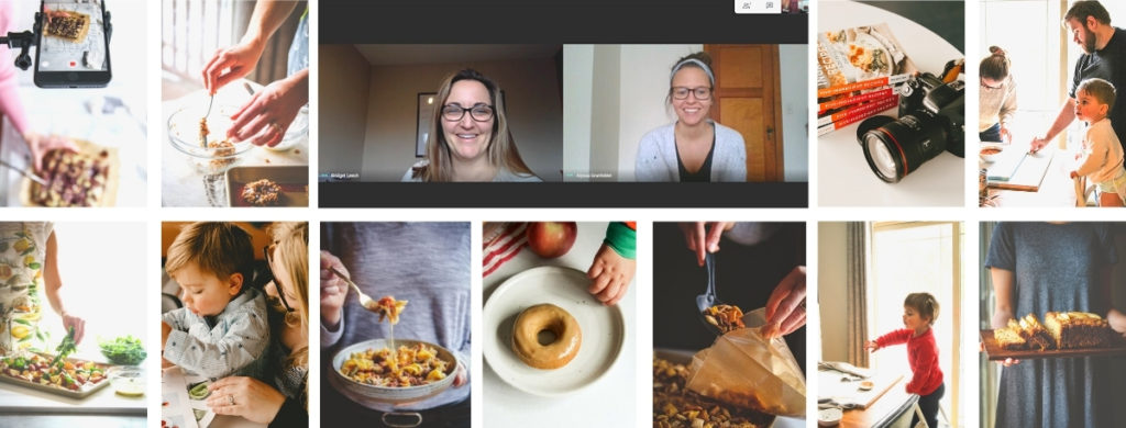 Meet the sweetphi team-behind the scenes food blog