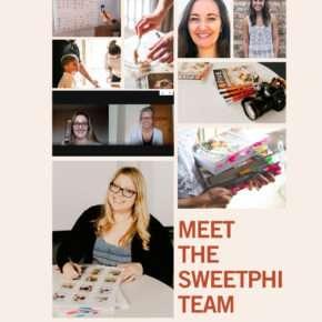 Meet the sweetphi team-behind the scenes food blog