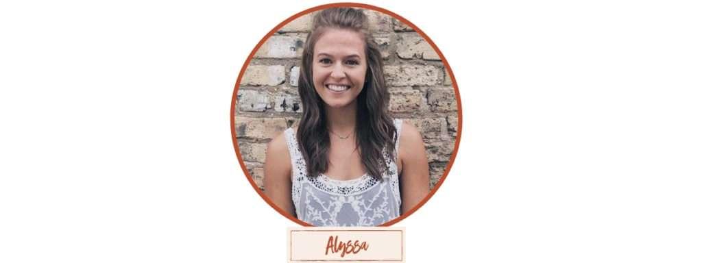 Meet the team Alyssa Grunfelder