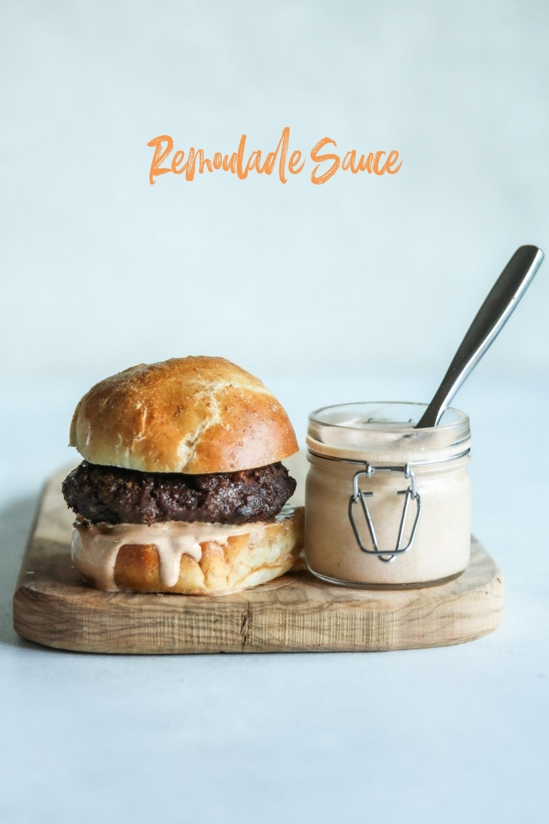 The best ever remoulade Sauce Recipe