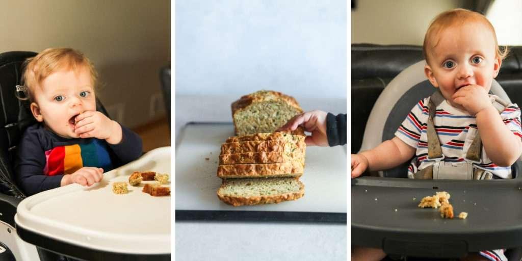 Zucchini bread recipe for kids