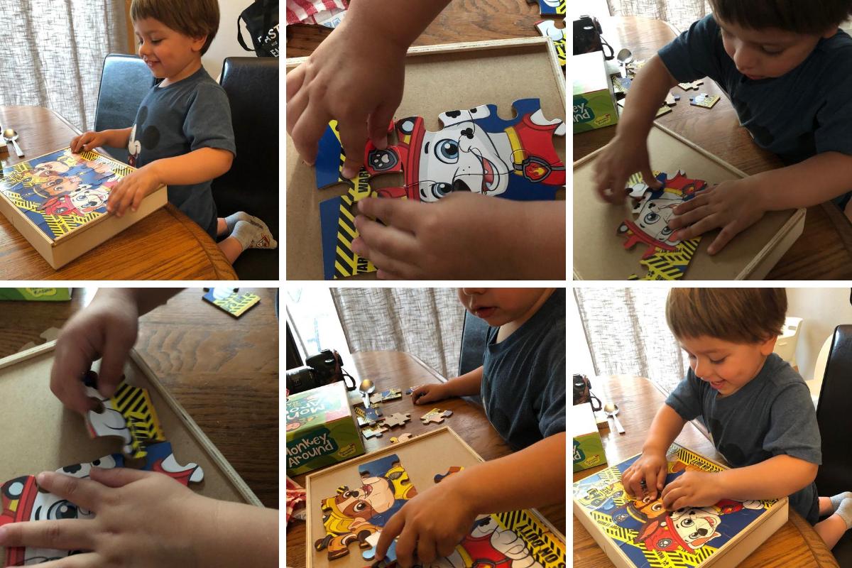 Ben's puzzle
