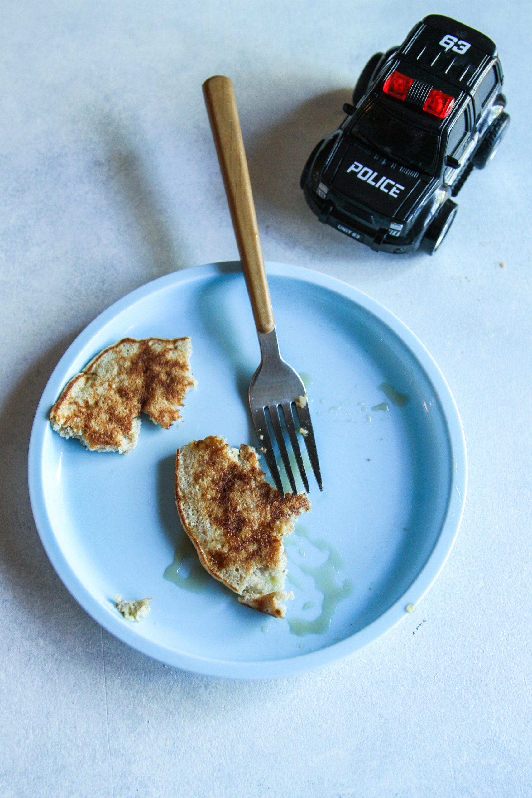 The most amazing and easy 3 ingredient banana pancakes