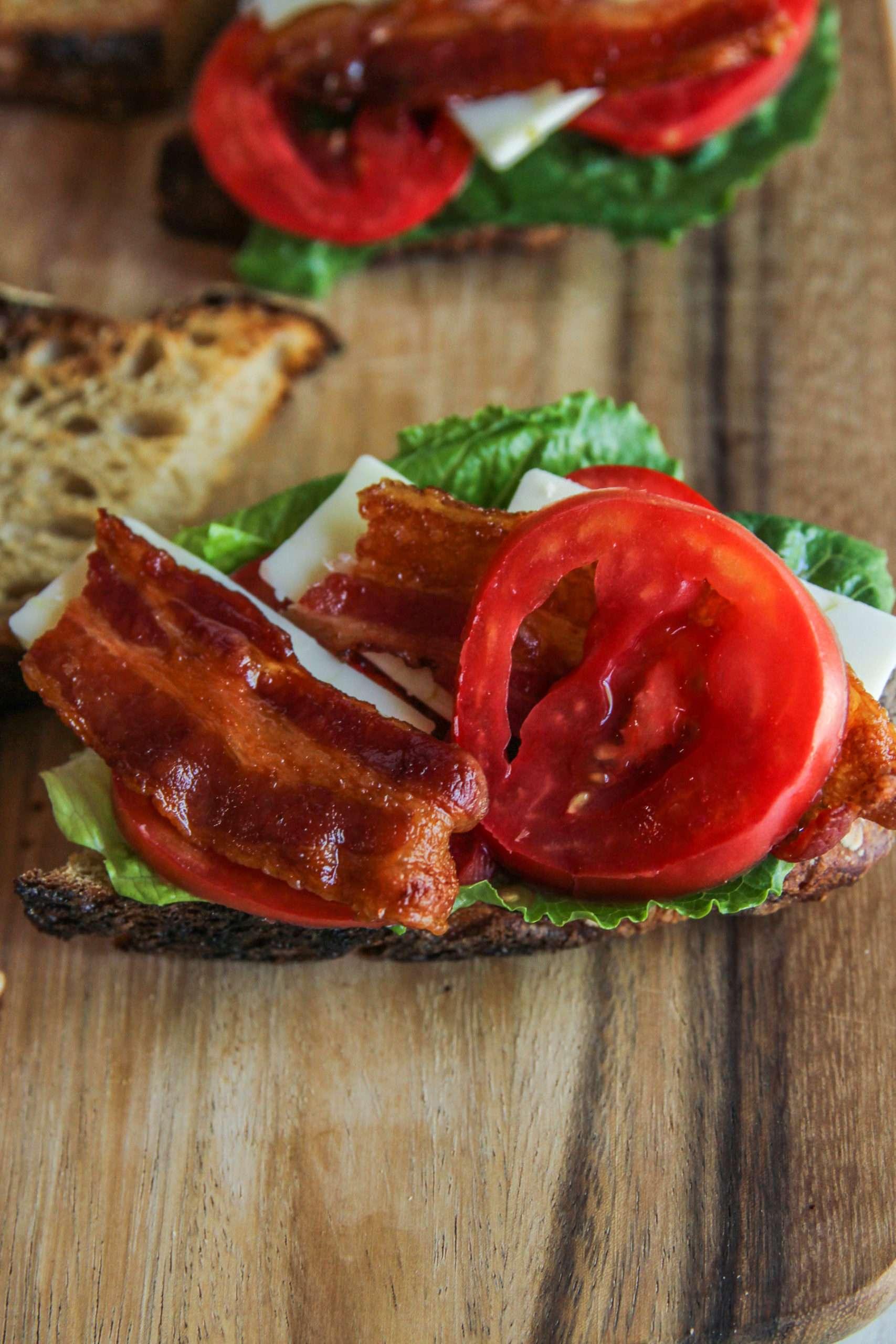 The best recipe for a breakfast sandwich