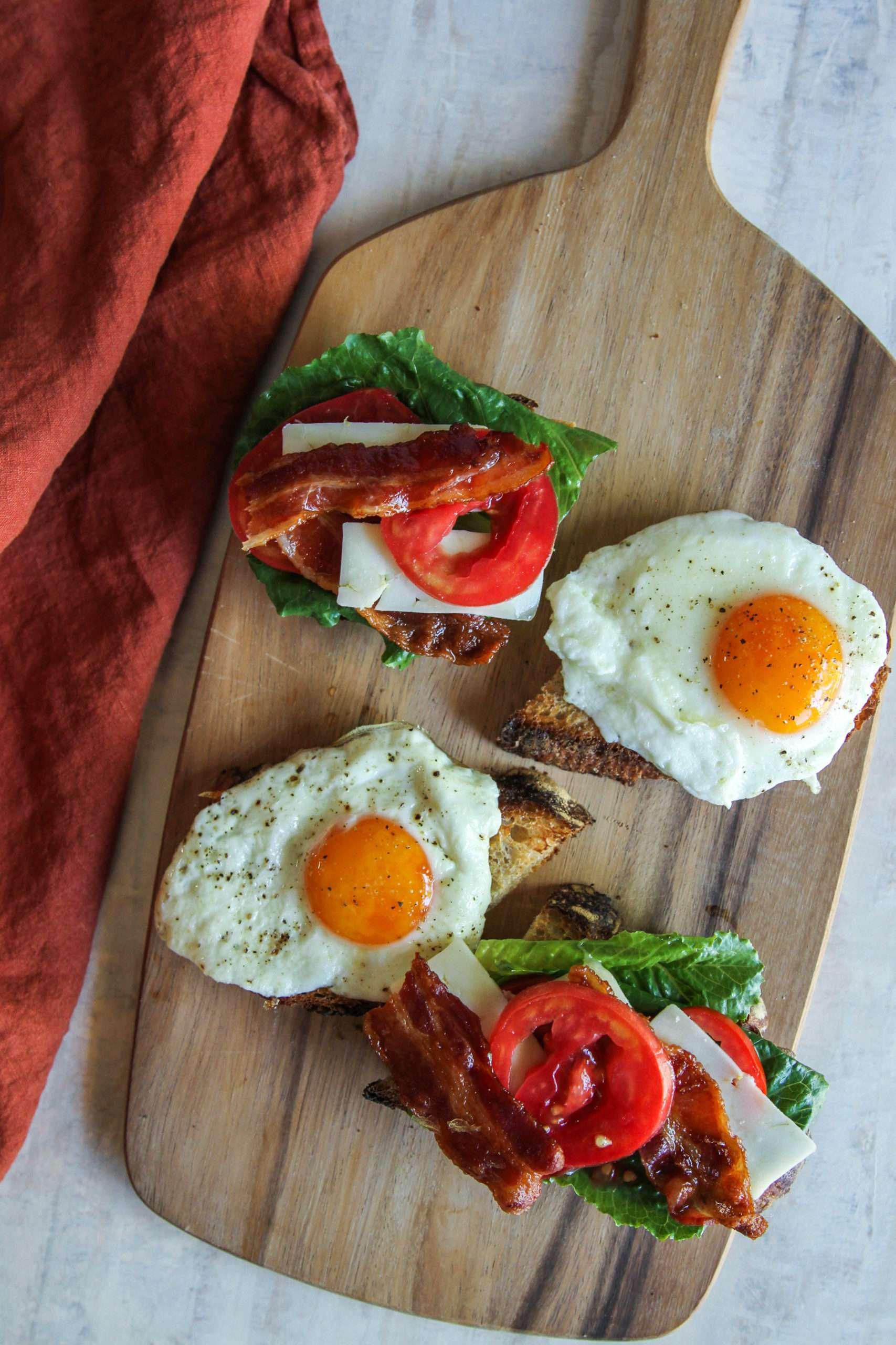 How to make the best Beltch breakfast sandwich