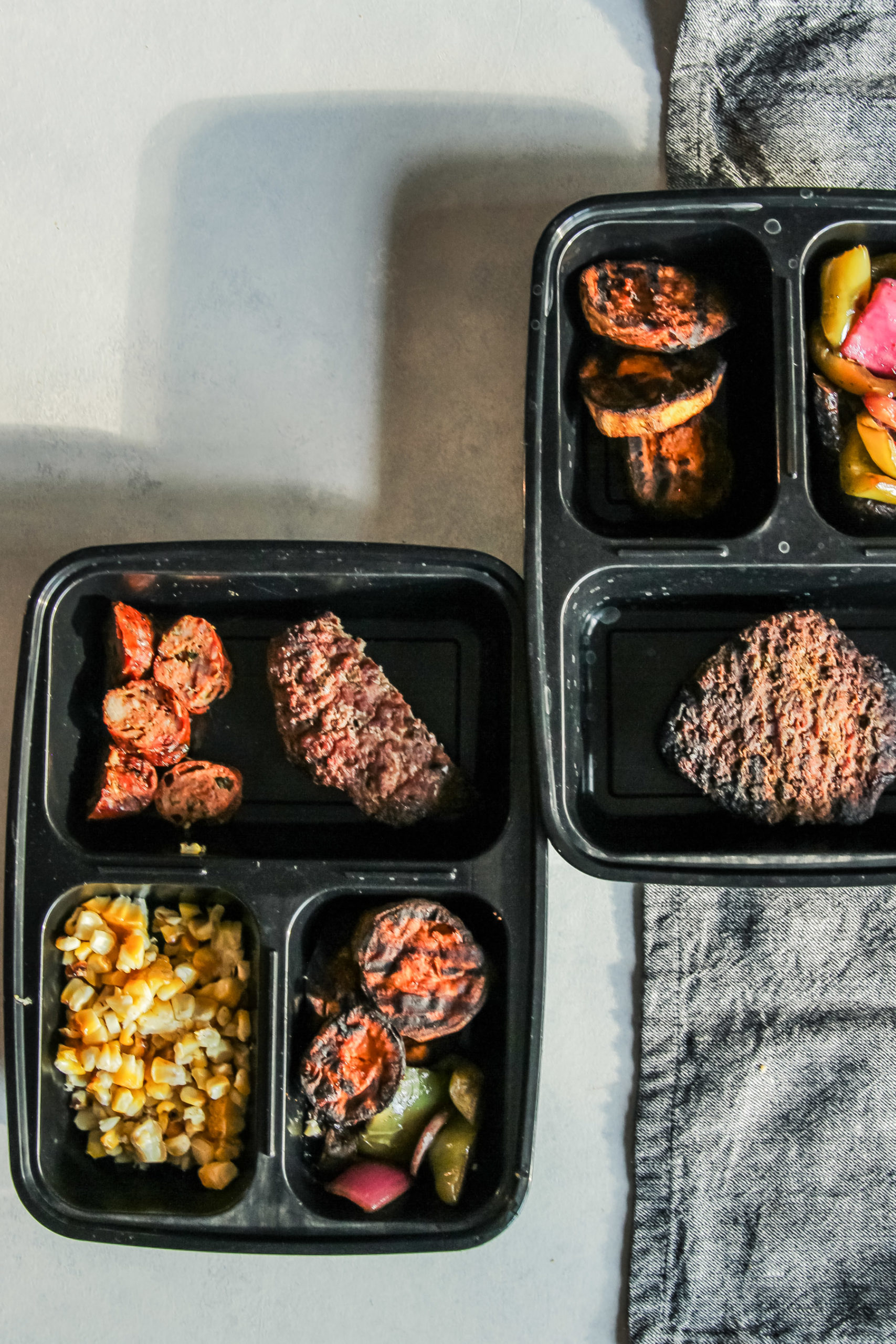 Grill meal prep recipes