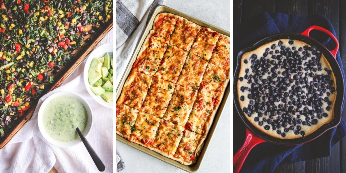 The best one pan meals
