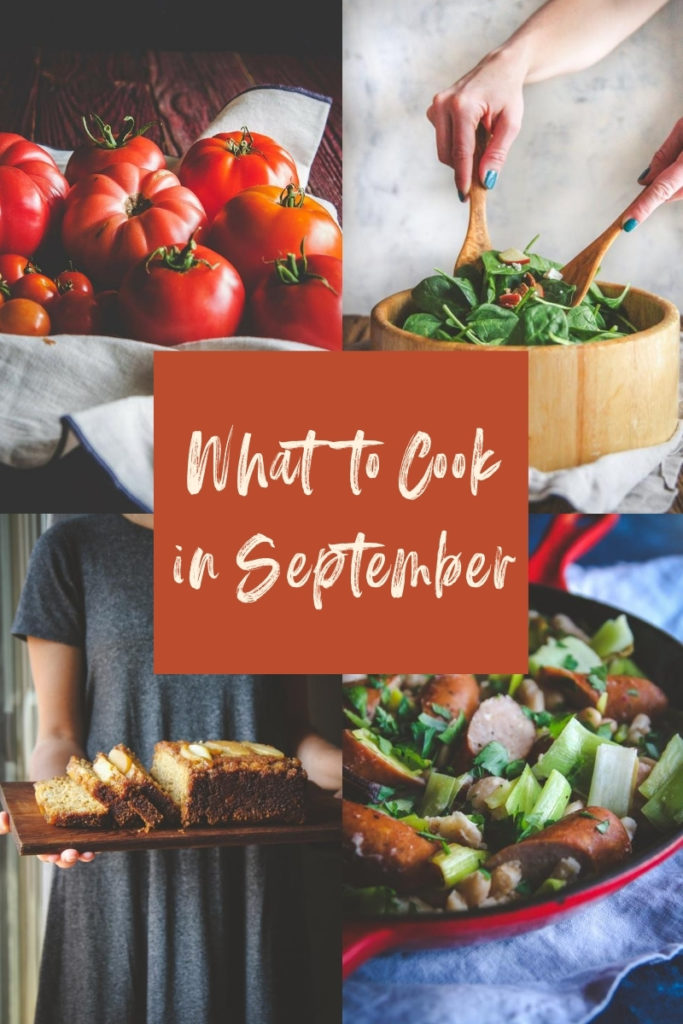What to cook in September recipe roundup