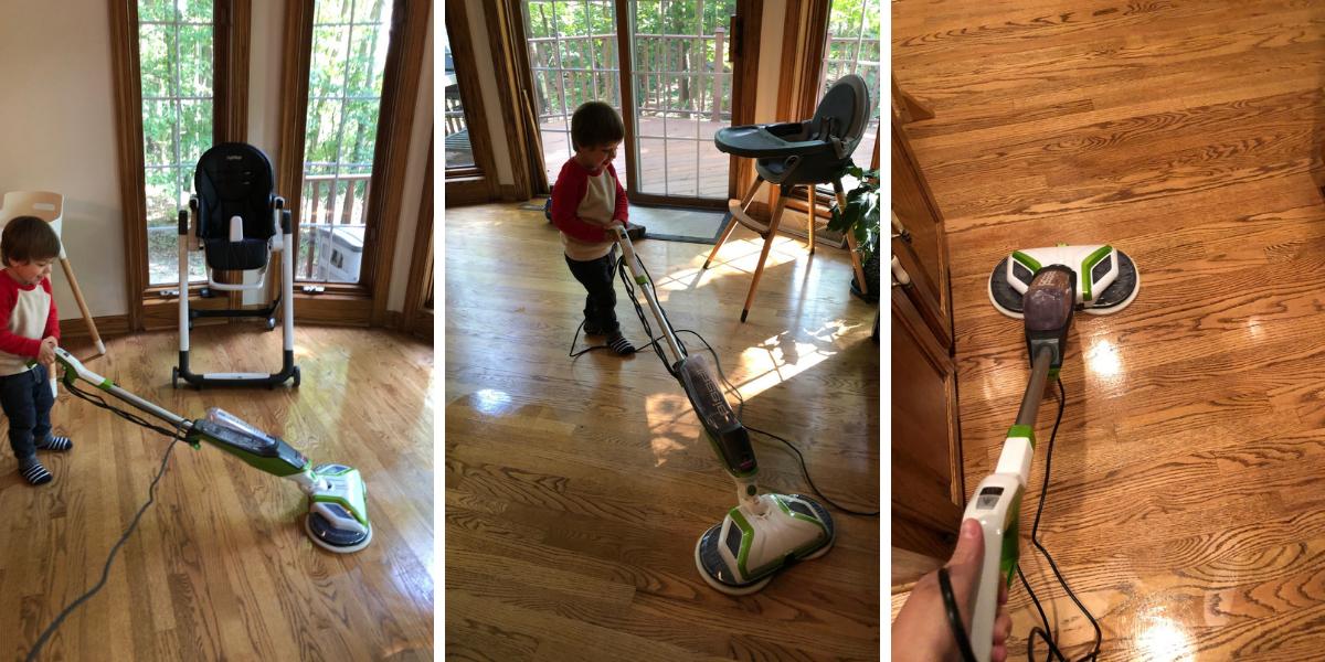 Life changing mop