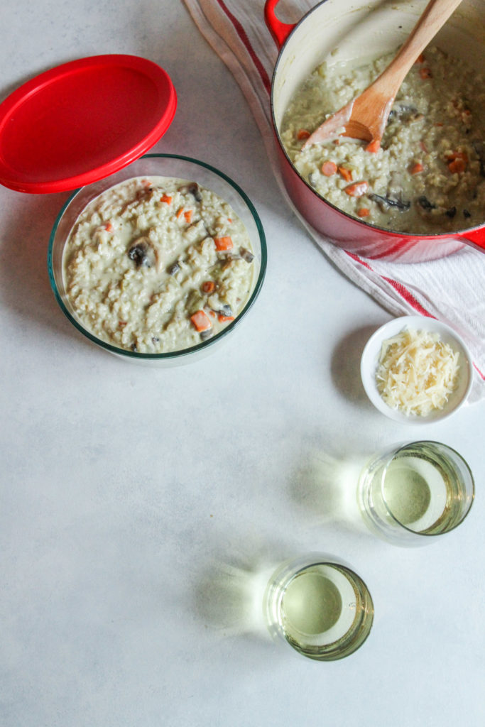 The best risotto for dinner