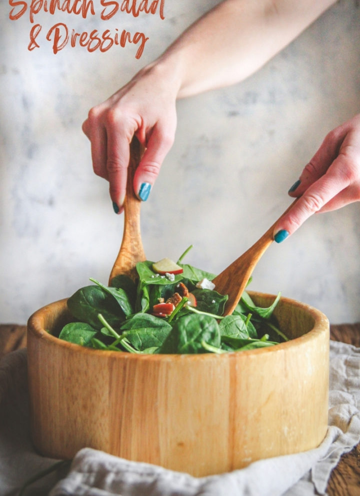 The best recipe for salad dressing