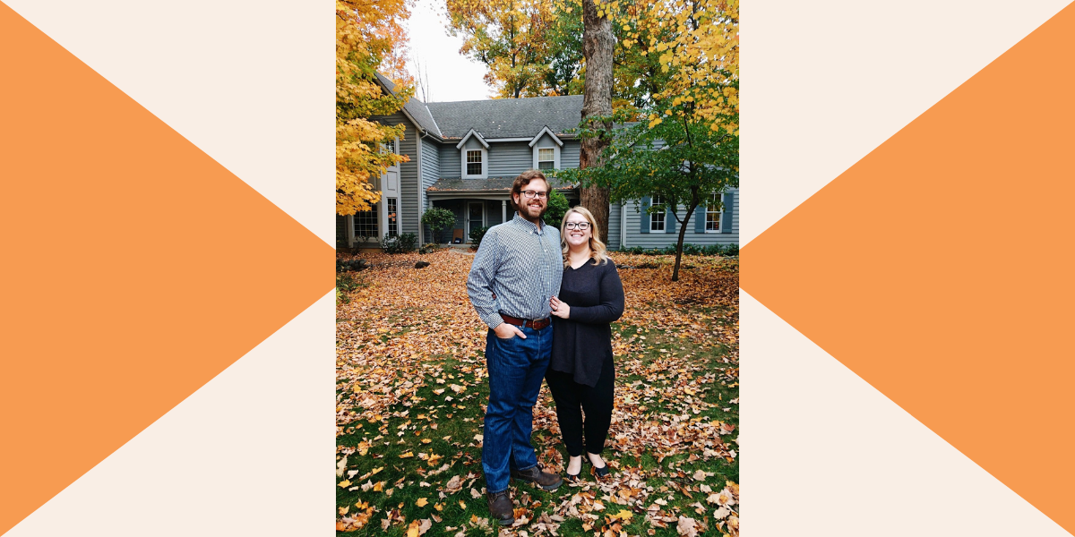Happy fall picture from Nick and I.