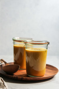 Freezer Butternut Squash Soup