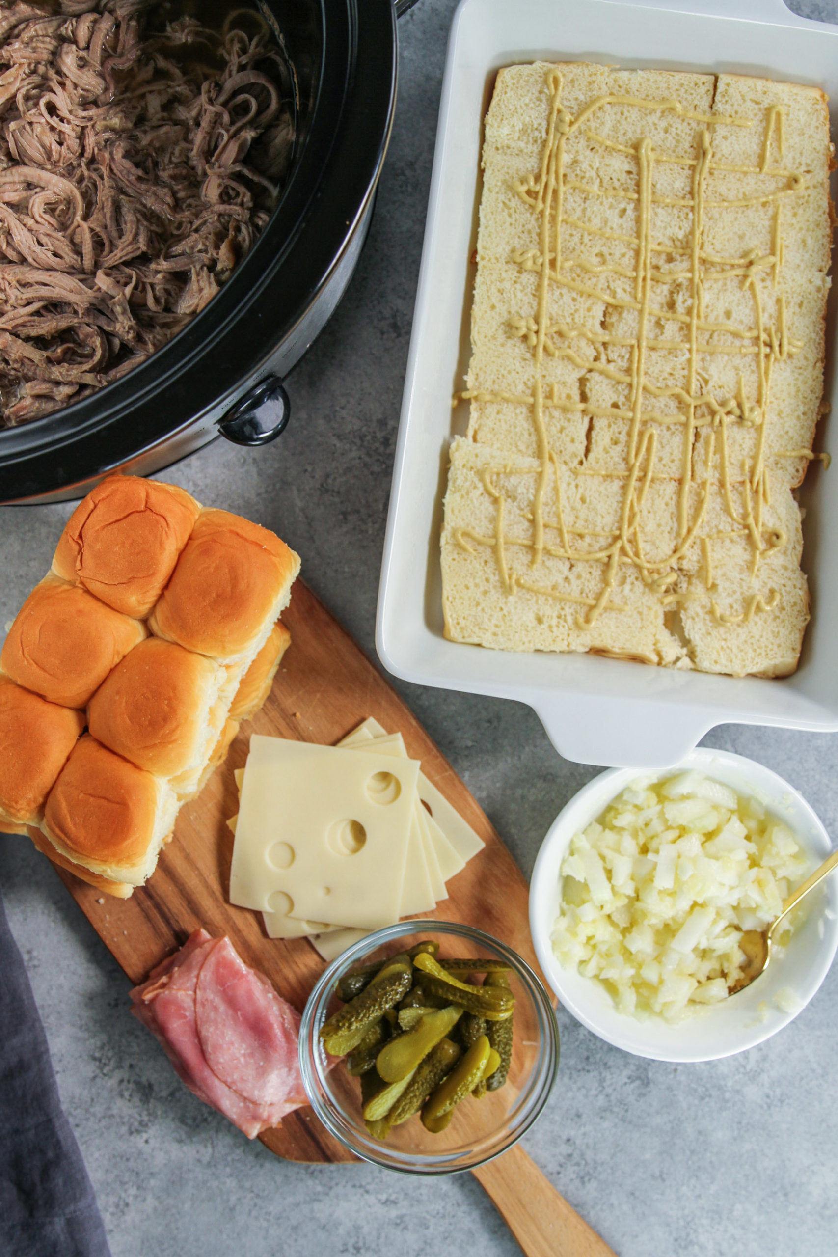 How to make the best Cuban pulled pork sandwiches