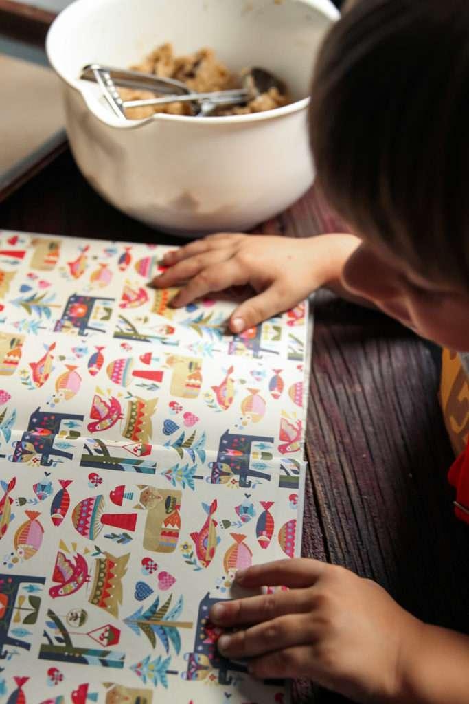 The cutest Scandinavian Gatherings cookbook