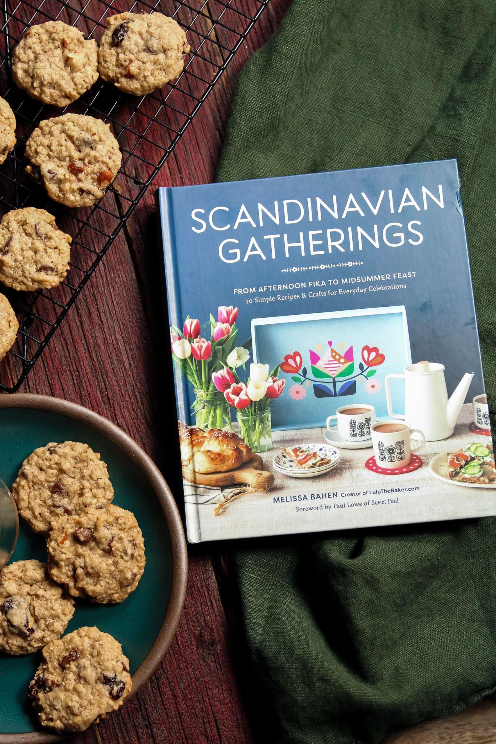 Scandinavian Gatherings Cookbook