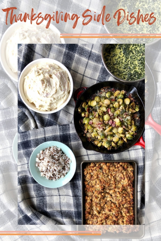 Thanksgiving side dishes roundup