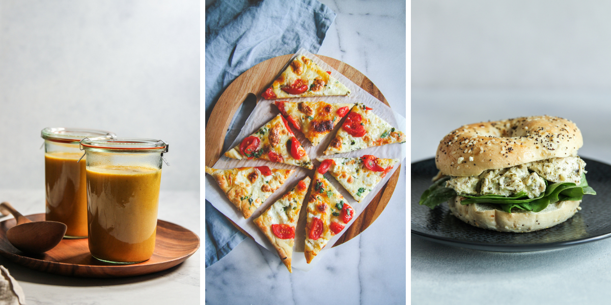 Five recipes to make this week