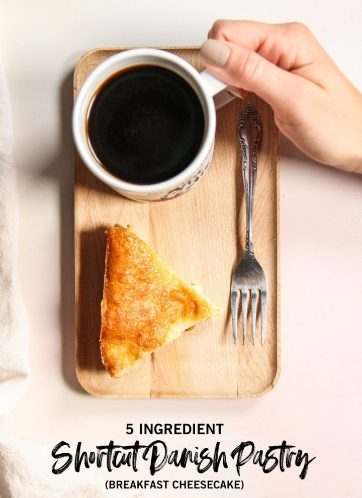 5 ingredient breakfast danish pastry - breakfast cheesecake recipe