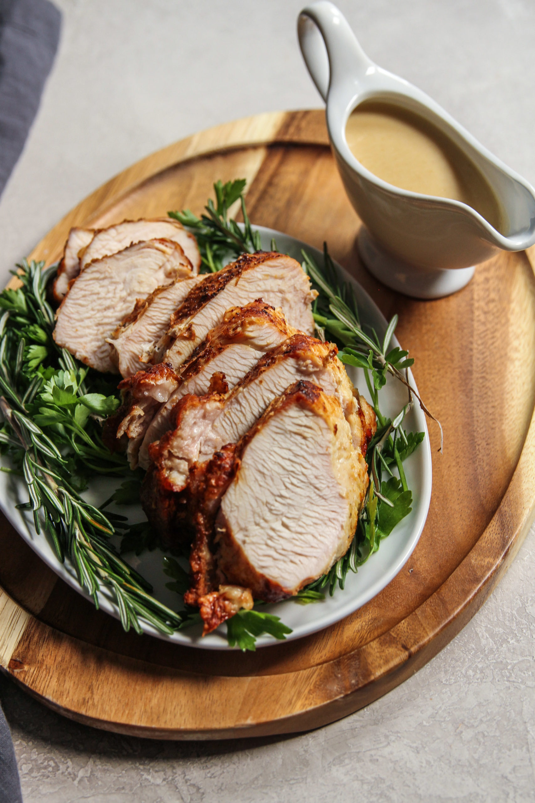 Air Fryer Turkey Breast