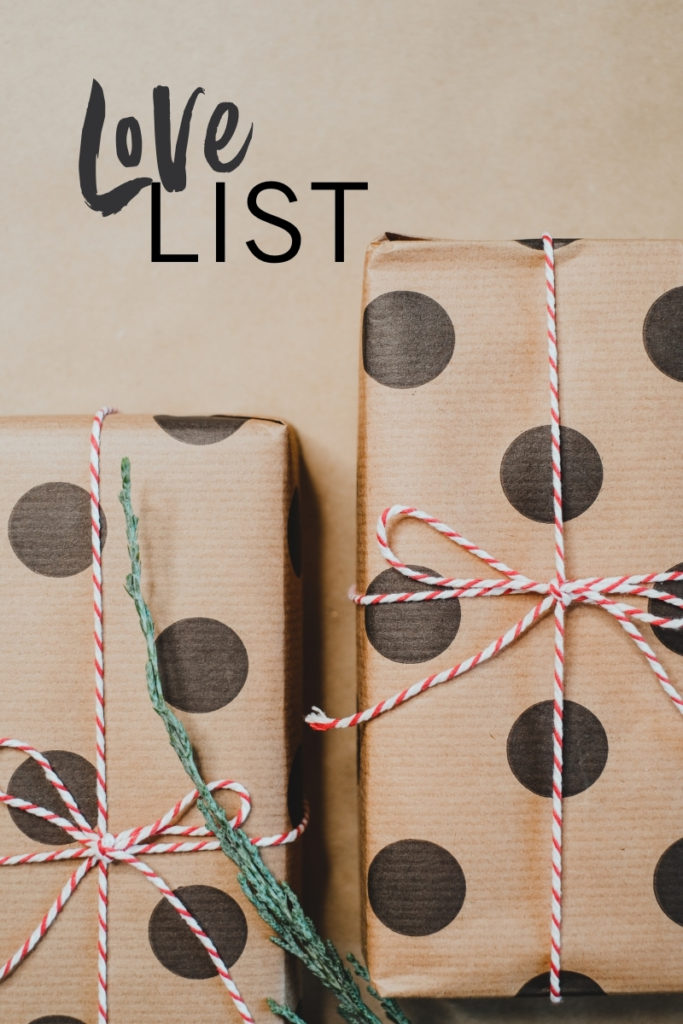 Sharing our favorite small businesses on the weekly love list