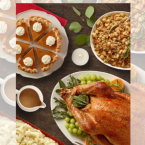 Thanksgiving meal delivery - thanksgiving meal kit delivery review comparison