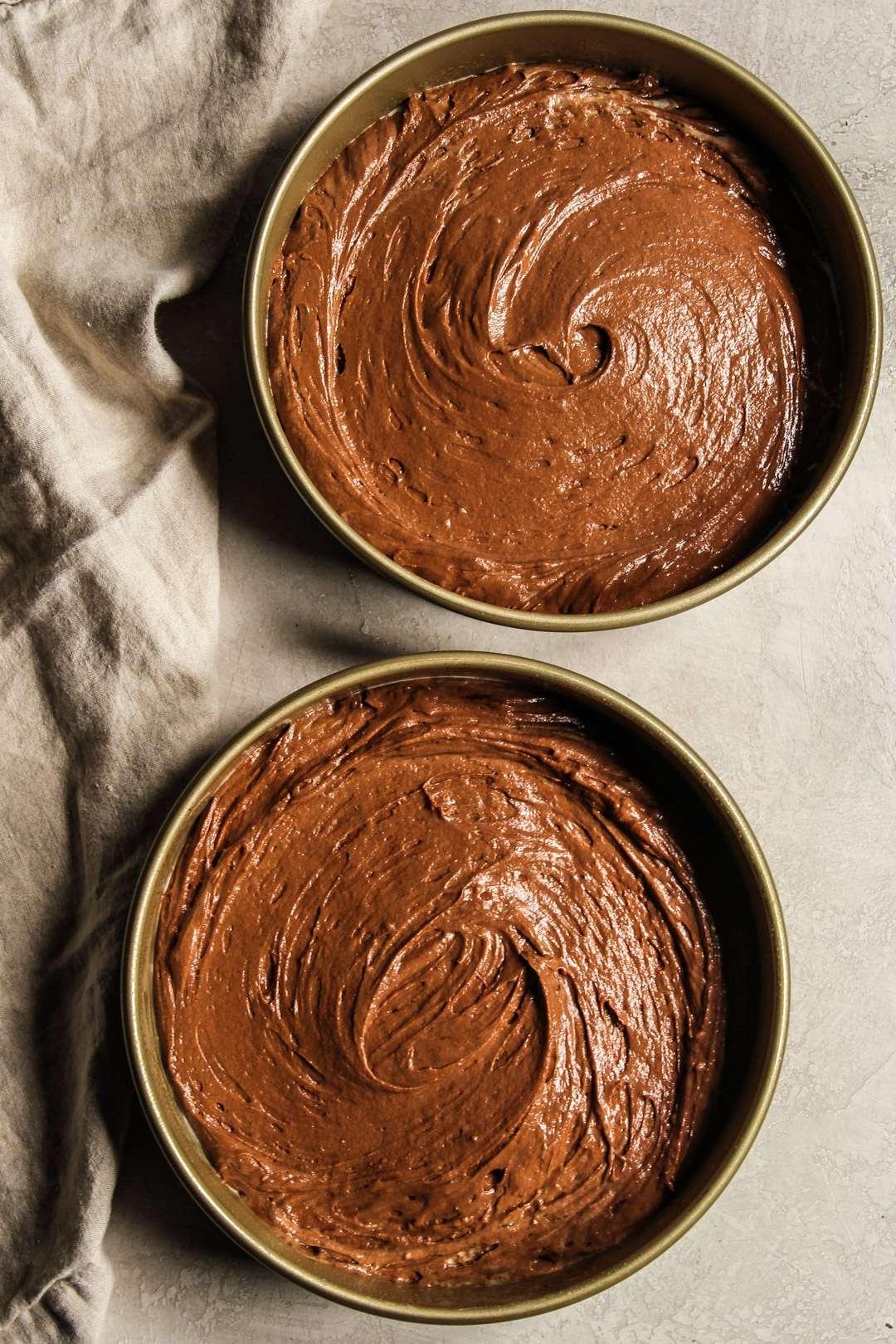 Chocolate Dulce de Leche Caramel Turtle Cake Recipe