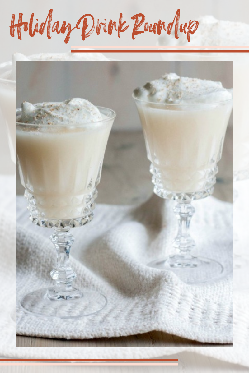 Holiday Drink Roundup