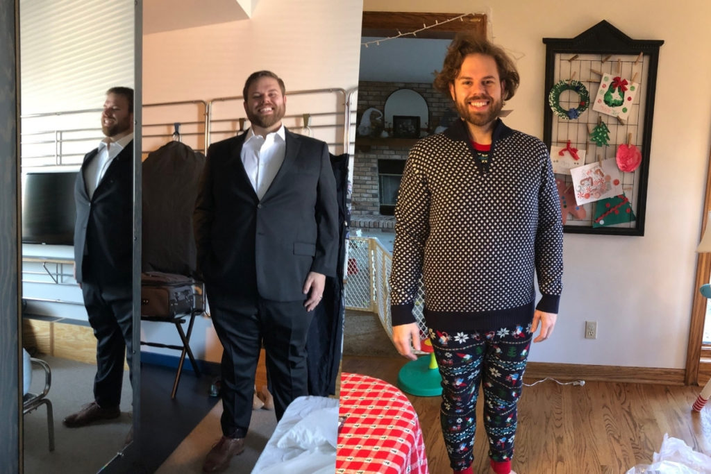 Mens weight loss before and after 80 lbs