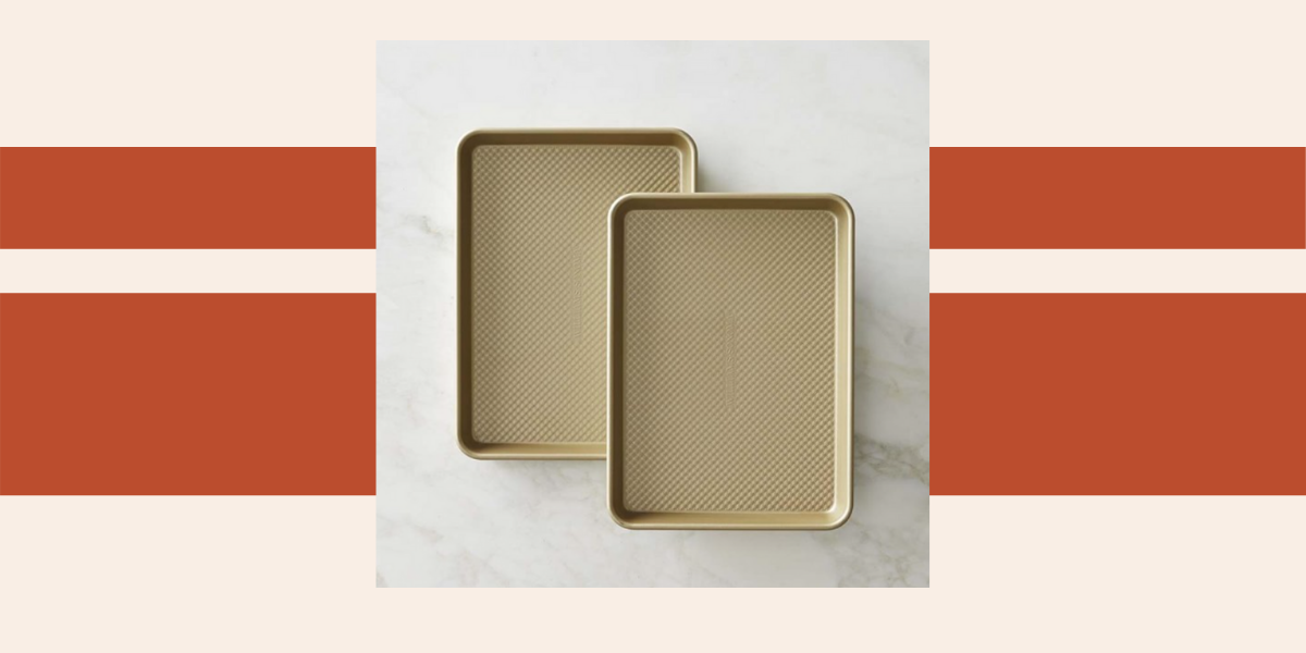 Gold Touch baking sheets