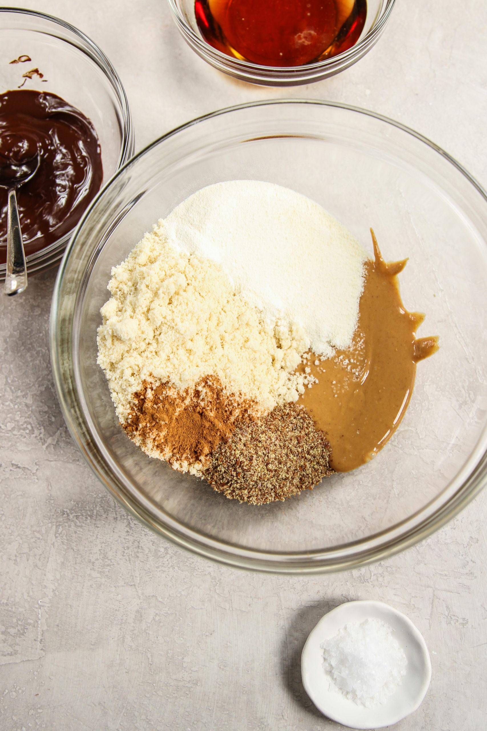 Ingredients used in the collagen protein powder snack bites