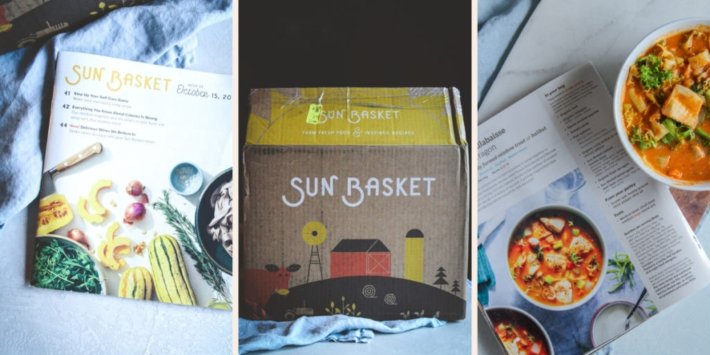 Sun Basket health meal delivery service review