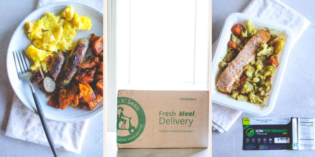 Fresh n Lean healthy meal delivery review