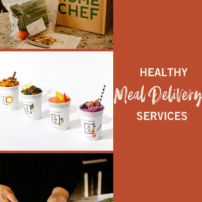 Healthy meal delivery services review