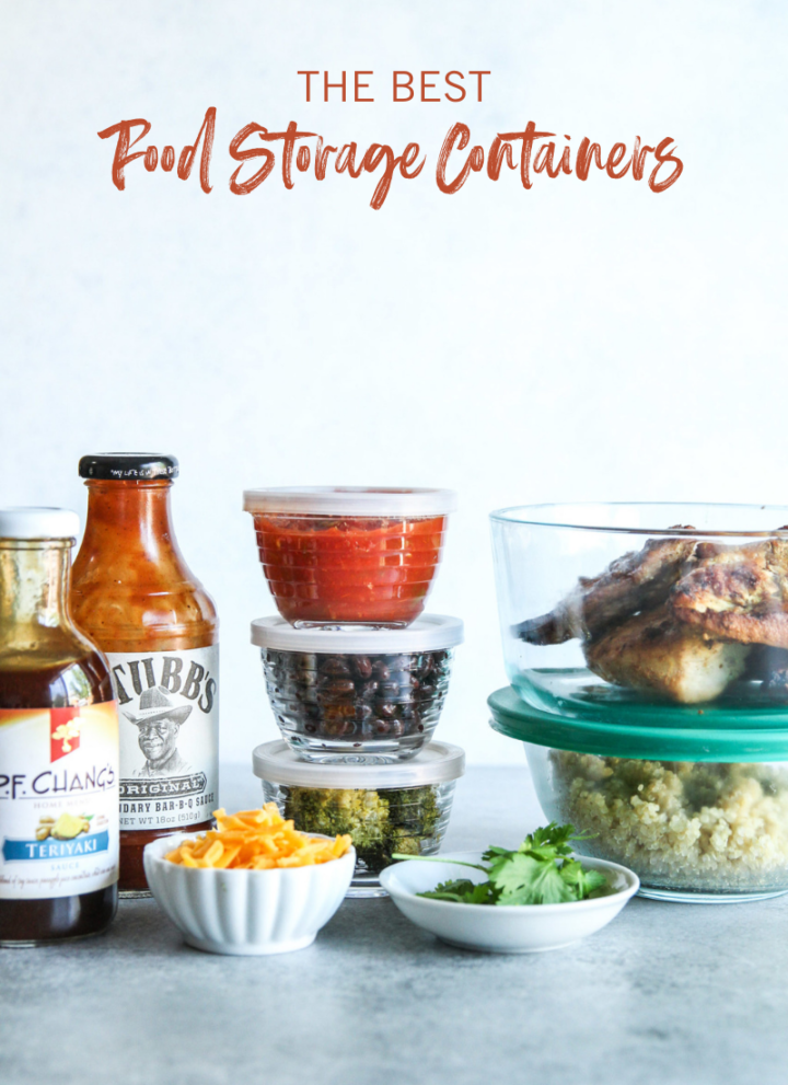 The Best food storage containers