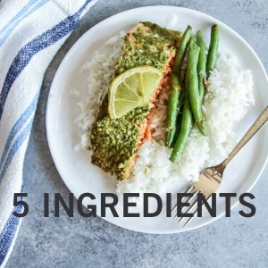 Five Ingredient Fridays