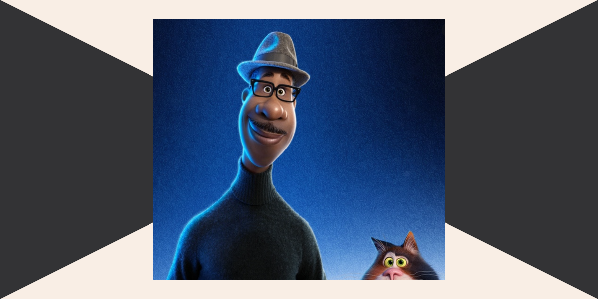 Disney Pixar movie Soul
