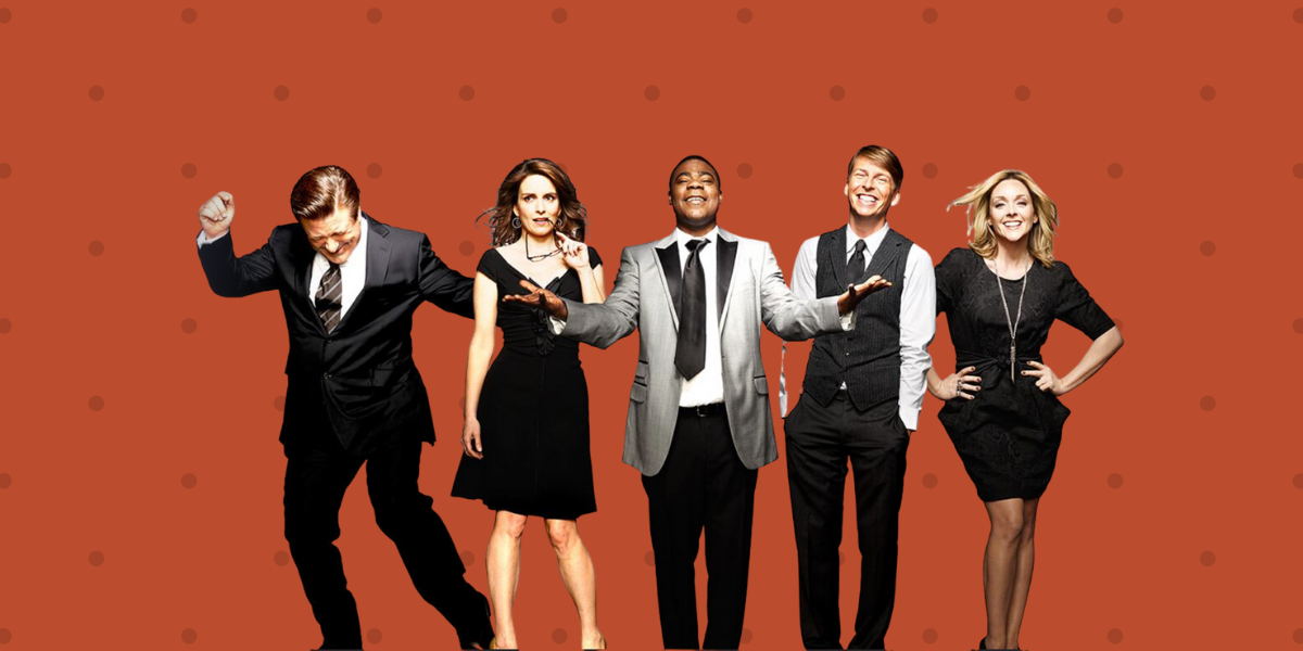 Characters from 30 Rock