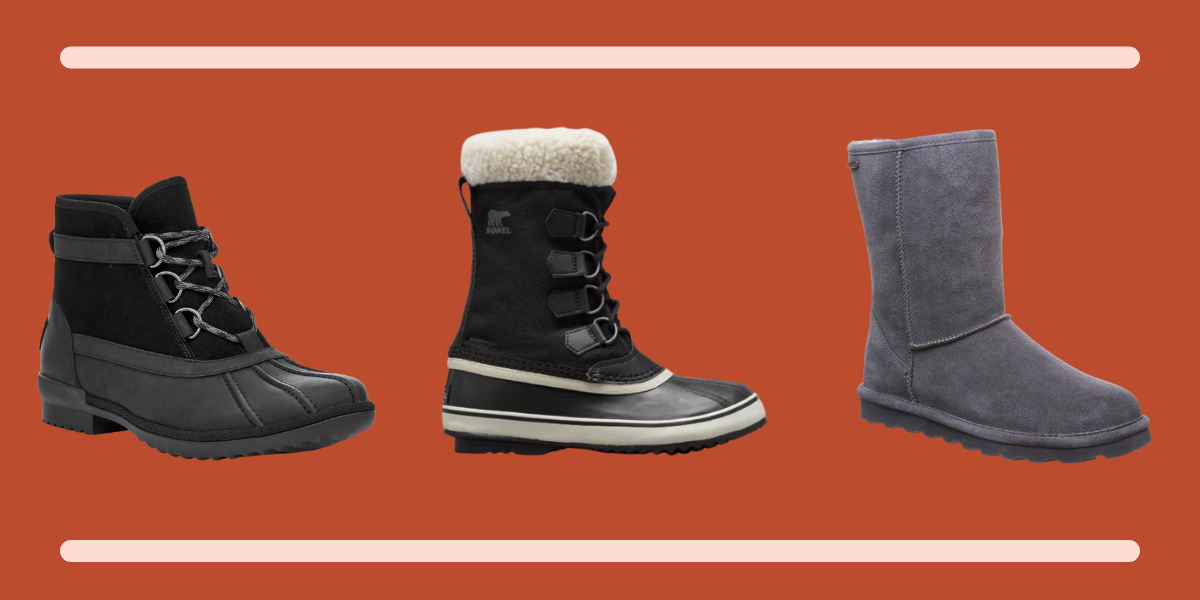 Three pairs of the best winter boots