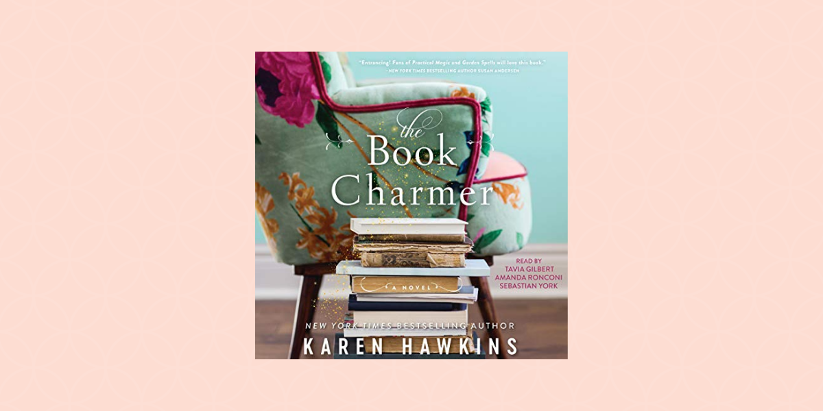 The Book Charmer book cover