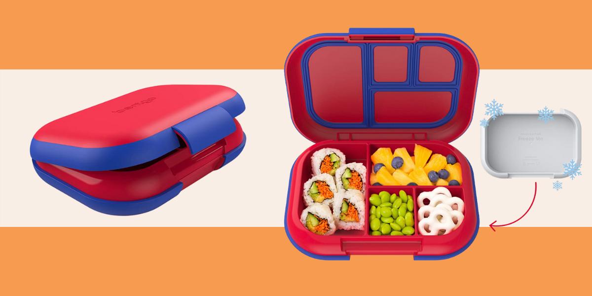 Red Bentgo school lunchbox